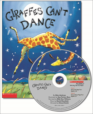 Giraffes Can't Dance W/CD Cover Image