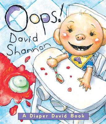 Oops! A Diaper David Book Cover Image