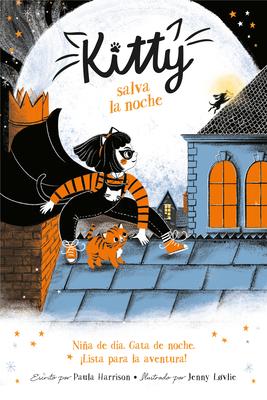 Kitty salva la noche / Kitty and the Tiger Treasure Cover Image