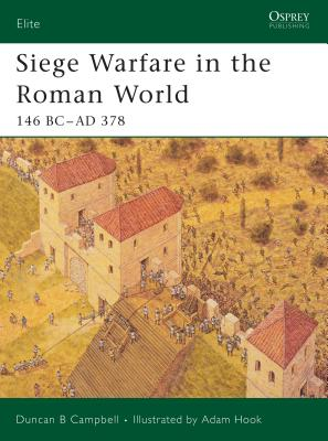 Siege Warfare in the Roman World Cover
