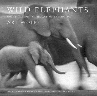 Wild Elephants: Conservation in the Age of Extinction Cover Image