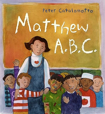 Matthew A.B.C. Cover