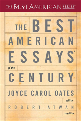 The Best American Essays of the Century Cover Image