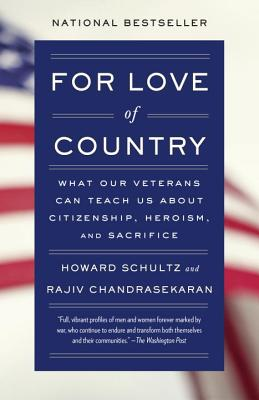 For Love of Country: What Our Veterans Can Teach Us About Citizenship, Heroism, and Sacrifice Cover Image