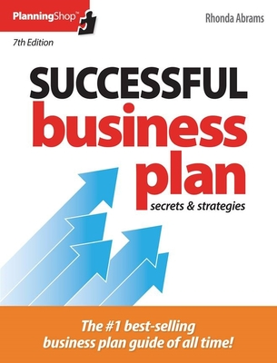 Cover for Successful Business Plan