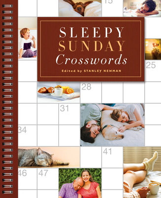Sleepy Sunday Crosswords Cover Image
