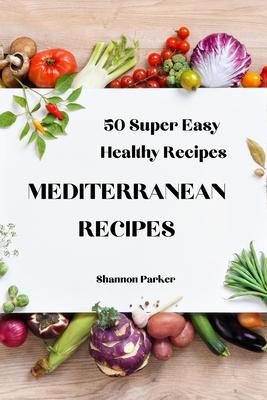 Mediterranean Recipes Cover Image