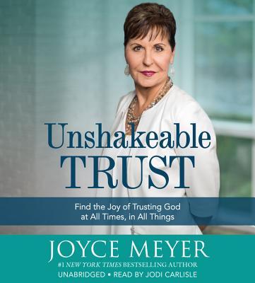 Cover for Unshakeable Trust Lib/E