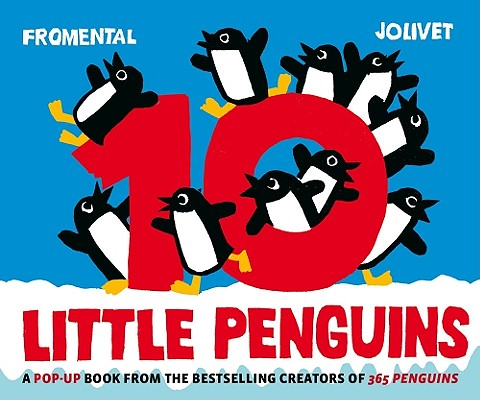 10 Little Penguins Cover Image