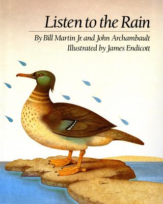 Listen to the Rain Cover
