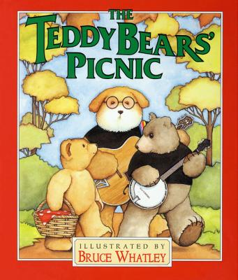 The Teddy Bears' Picnic Board Book Cover Image
