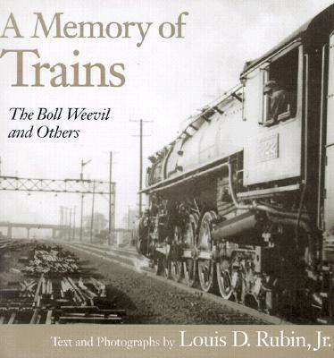 A Memory of Trains Cover