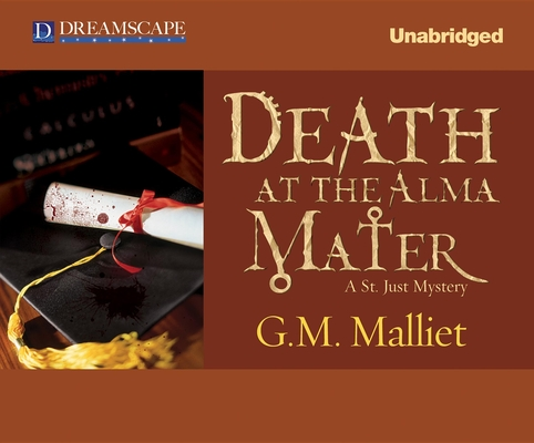 Death at the Alma Mater Cover