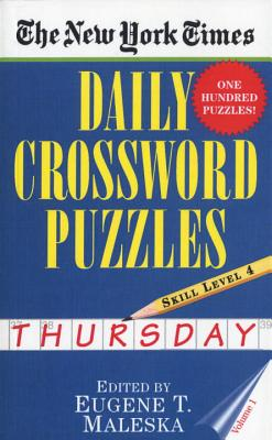 The New York Times Daily Crossword Puzzles Cover