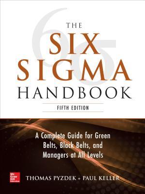 The Six SIGMA Handbook, 5e Cover Image