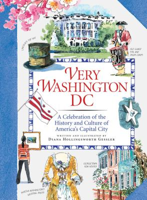 Very Washington DC Cover