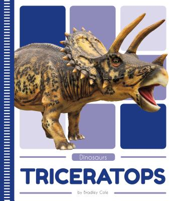 Triceratops (Dinosaurs) Cover Image