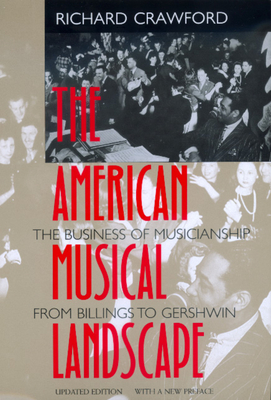 Cover for The American Musical Landscape