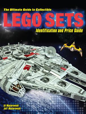The Ultimate Guide to Collectible Lego Sets: Identification and Price Guide Cover Image