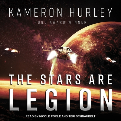 Cover for The Stars Are Legion