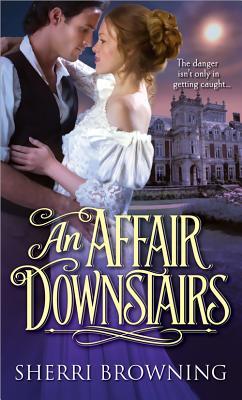 An Affair Downstairs Cover