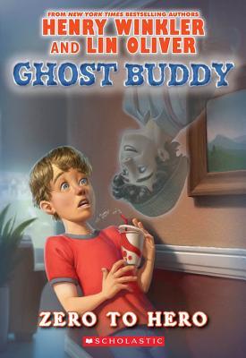 Ghost Buddy #1: Zero to Hero Cover Image