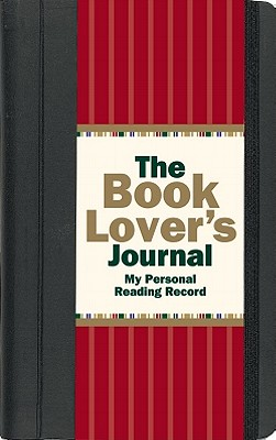 The Book Lover's Journal: My Personal Reading Record Cover Image