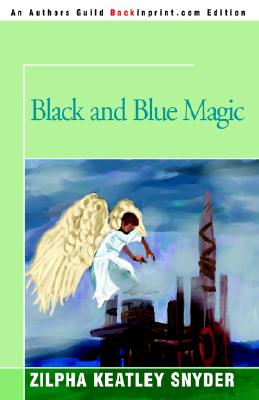 Black and Blue Magic Cover