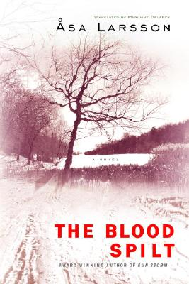 The Blood Spilt Cover
