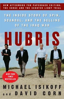 Hubris Cover