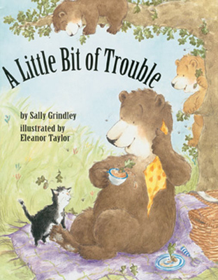 Cover for A Little Bit Of Trouble