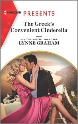 The Greek's Convenient Cinderella Cover Image