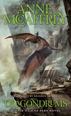 Dragondrums (Harper Hall of Pern #3) Cover Image