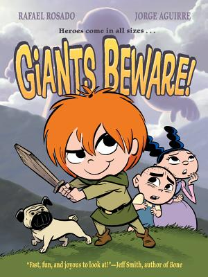 Giants Beware! Cover Image