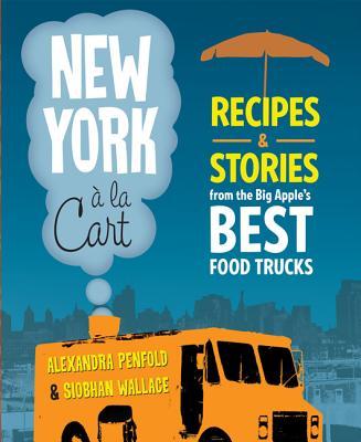 New York a la Cart Cover