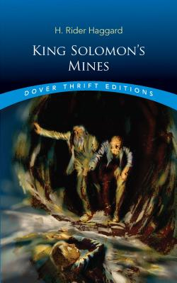 King Solomon's Mines (Dover Thrift Editions) Cover Image