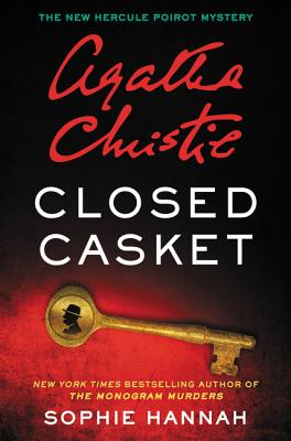 Closed Casket: The New Hercule Poirot Mystery Cover Image