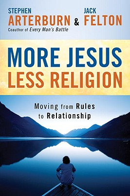 More Jesus Less Religion Cover