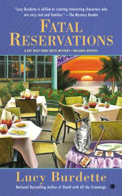 Fatal Reservations (Key West Food Critic #6) Cover Image