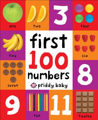 First 100 Numbers by Priddy Baby