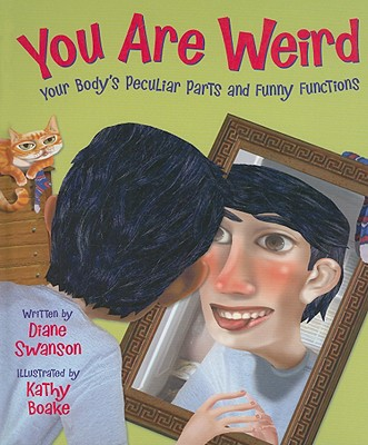 You Are Weird Cover