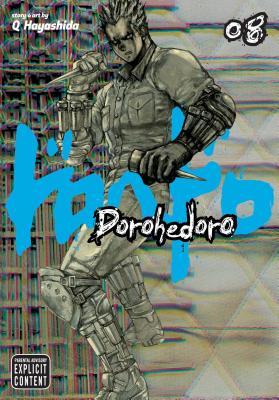 Dorohedoro, Vol. 8 Cover Image