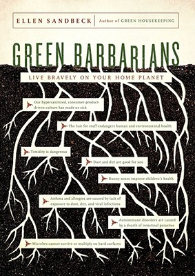 Cover for Green Barbarians