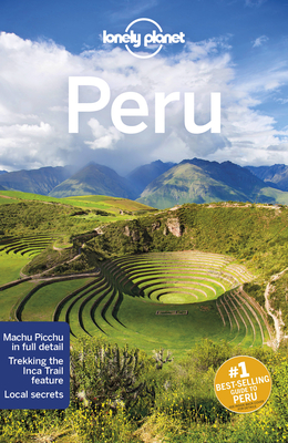 Lonely Planet Peru 10 (Country Guide) Cover Image