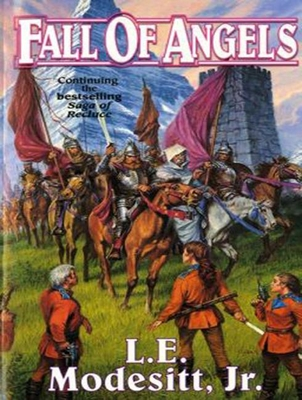 Fall of Angels (Saga of Recluce (Audio) #6) Cover Image
