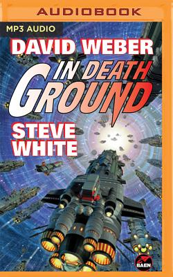 Cover for In Death Ground (Starfire #3)