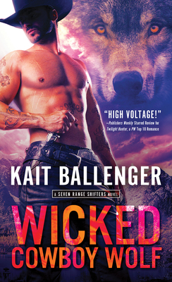 Wicked Cowboy Wolf Cover Image