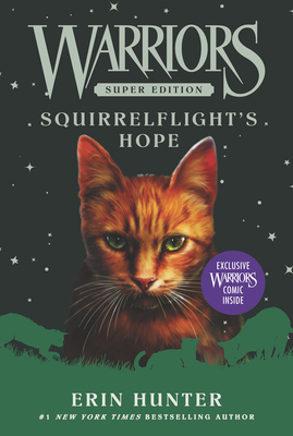 Warriors Super Edition: Squirrelflight's Hope Cover Image