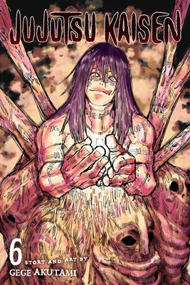 Jujutsu Kaisen, Vol. 6 Cover Image