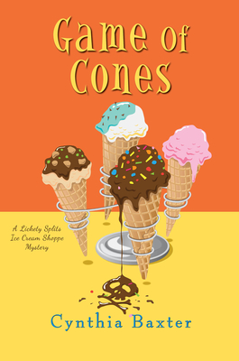 Game of Cones (A Lickety Splits Mystery #4) Cover Image